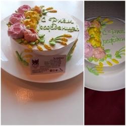 Торты на заказ от кафе-кондитерской и пекарни «Феникс»